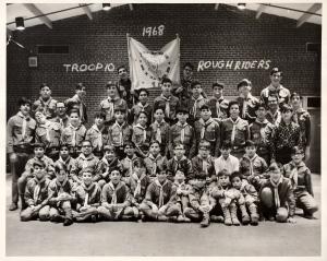 Troop 10, 1968